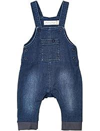 MINYMO Salopette en jean pantalon bébé