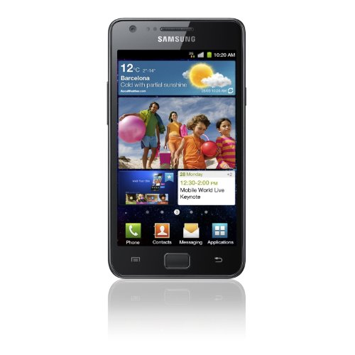 Foto Samsung Galaxy S II Nero GT-I9100