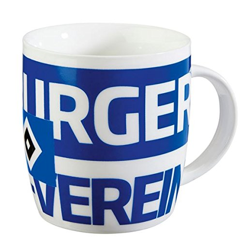 "Hamburger SV HSV TASSE ""HAMBURGER SV"""
