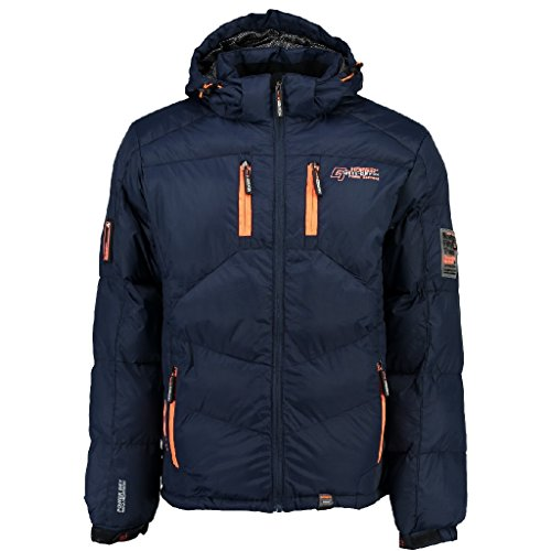 DIVIN MEN 048 Winterjacke / Ski Jacke von Geographical Norway Navy
