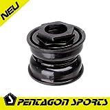 CLATCH BMX Tretlagersatz BB für Fauberkurbeln - kompletter Tretlagersatz für US Bottom Bracket