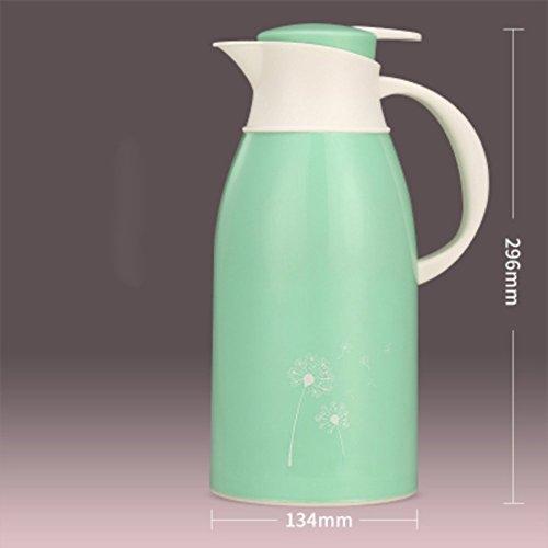 GAIHU Nutzung im Haushalt große Kapazität Thermoskanne Wasserkocher Isolierflasche europäischen Vakuum Flasche kleine Thermoskanne Thermoskanne thermische Kolben Wärmflasche - ein 13,4 X5.5cm (5 x 2 - Thermoskanne Kolben Kleinen
