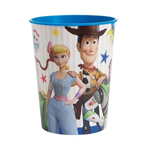 Story 4 Movie Plastic Stadium Party Favor Cup ()