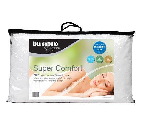 dunlopillo-super-comfort-latex-pillow