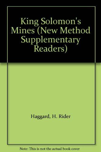 King Solomon's Mines Book & Cassette (Penguin Readers (Graded Readers)) por H. Rider Haggard