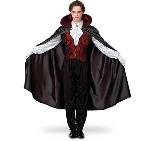 Disfraz de Vampiro Gótico de hombre para Halloween