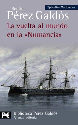 La Vuelta Al Mundo En La Numancia