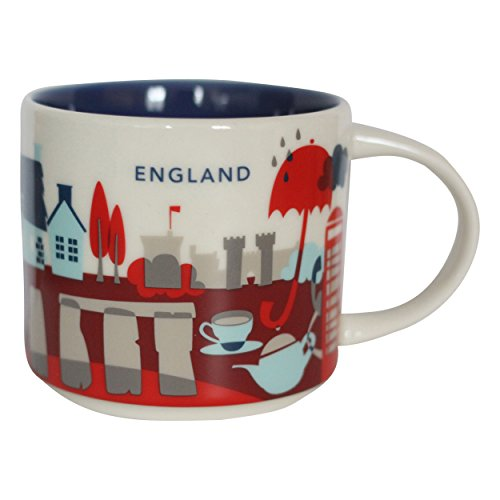 Starbucks City Mug You Are Here Collcetion London England Coffee UK -