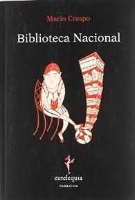 Biblioteca Nacional par Mario Crespo