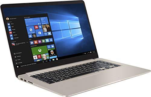"""ASUS VivoBook S510UA-BR427T - Ordenador Portátil DE 15.6"""" HD (Intel Core i7-8550U, 8 GB RAM, 256 GB SSD, Intel UHD Graphics 620, Windows 10 Home) Dora"""
