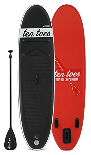ten-toes-board-emporium-weekender-inflatable-stand-up-paddleboard-black-red-medium-10-inch