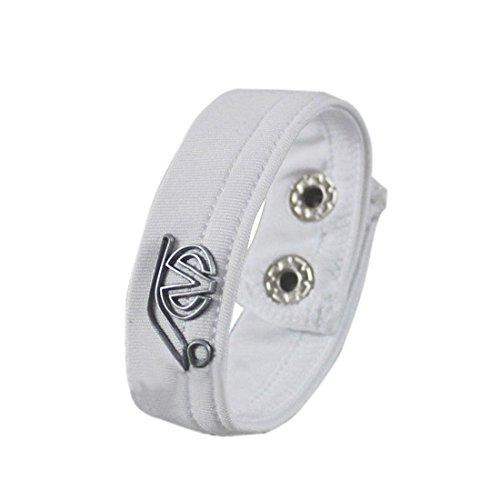 Internet Männer Male Underwear Thong C-Armband Erwähnung Ring Armband ( Weiß ) - Thong Spitze Männliche