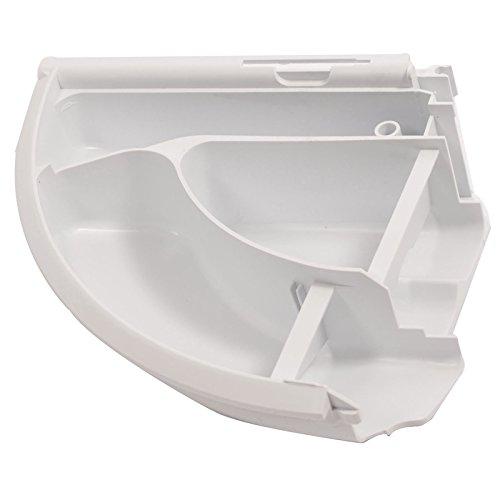 Spares2go completo jabón dispensador de detergente cajón bandeja para Hotpoint Lavadoras Fitment list E