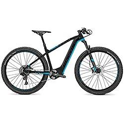 Focus Bike Bold² Plus Pro 10,5Ah 11g 27Pulgadas Diamante altalblackm/Blue, Color blackm/Blue, Tamaño 41, Tamaño de Rueda 27.50