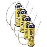 Mr.Perfect - Spray de filtro de partículas diésel (4 x 400 ml)