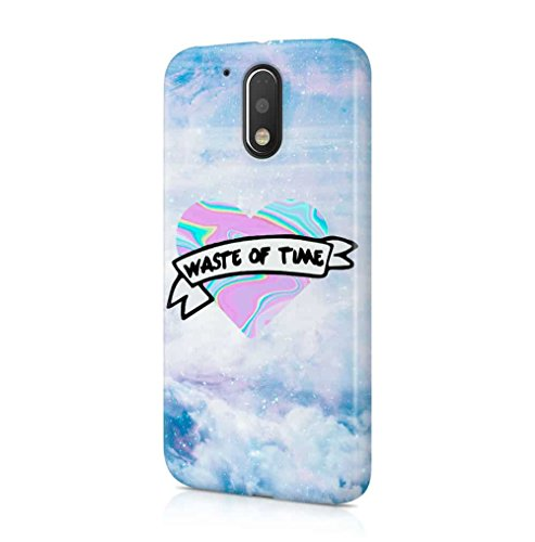 waste-of-time-holographic-tie-dye-heart-stars-space-motorola-moto-g4-plus-snapon-hard-plastic-phone-