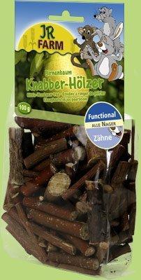JR-Farm Knabber-Hölzer Haselnuss 40 g
