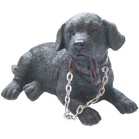Black Labrador Puppy Leonardo Collection-Marsupio