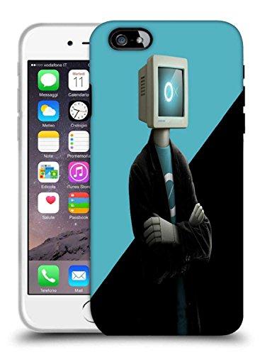 Snoogg-Monitor-Hauptmann 2880 Designer Protective Fall-Abdeckung für Apple iPhone 6S