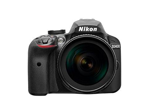 Nikon D3400 18-105 - Cámara digital , 24.2 Mpix Kit