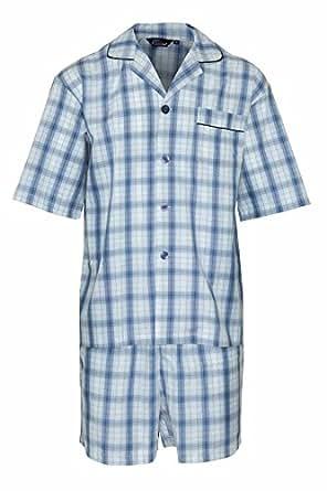 champion ensemble de pyjama homme bleu bleu v tements et accessoires. Black Bedroom Furniture Sets. Home Design Ideas
