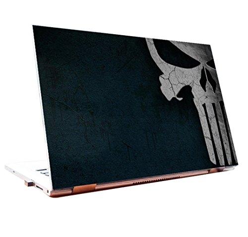 Tamatina Laptop Skin 15.6 inch – The Punisher – Skull – Gaming Skins – Hd Quality – Dell-Lenovo-Hp-Acer 41vuASqsgML