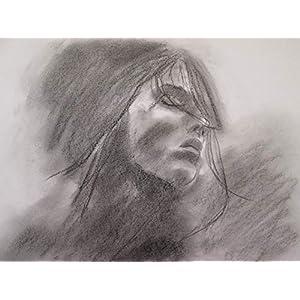 Frauenportrait, Schmerz