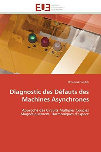 Diagnostic des défauts des machines asynchrones