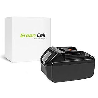 Green Cell Werkzeug Akku für Makita DFR550RTJ (Samsung Li-Ion Zellen 1.5 Ah 18V)