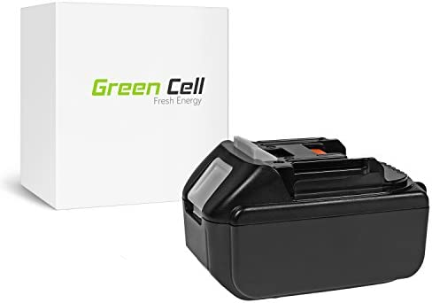 verde Cell® Utensili Elettrici Batteria per Makita DJN161RFJ ( ( ( Samsung Li-Ion celle 1.5 Ah 18V ) | Beni diversi  | I più venduti in tutto il mondo  | Vendita Calda  654d4d