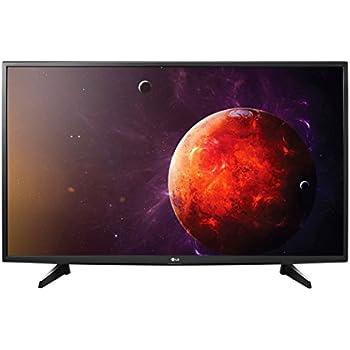 Téléviseur LG 43UH610V, 43 pouces (109cm), Led, UHD, 4K, HDR, Smart TV WebOS, HDMI, USB