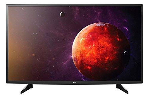 LG 43UH610V 108 cm (43 Zoll) Fernseher (Ultra HD, Triple Tuner, Smart TV)