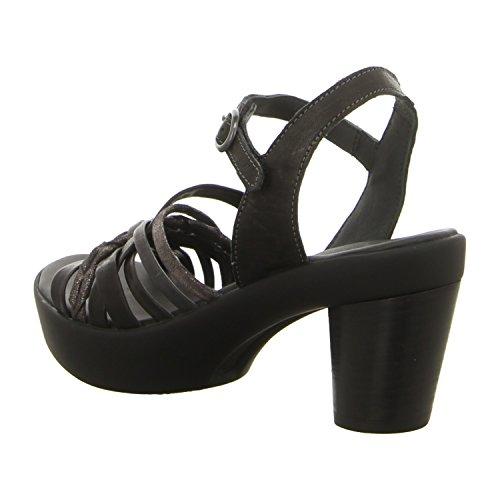 Think Femme Sandales Noir, (schwarz) 0-80535-09 Schwarz