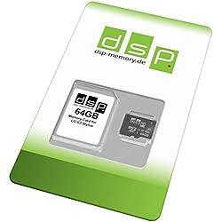 Carte mémoire 64 Go (UHS-II V60) pour LG G3 Stylet