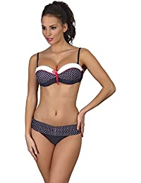 Verano Damen Push Up Bikini Andrea