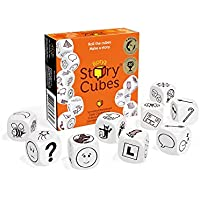 Asmodée Story Cubes, juego educativo [versión alemana]