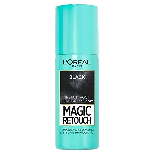 L'Oréal Paris Magic Retouch 1 Noir/noir (lot de 6)