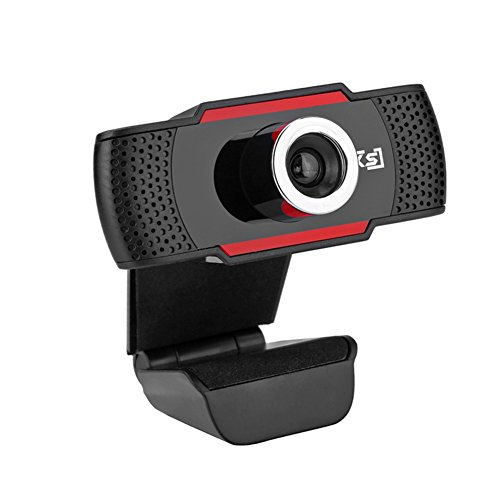 ZREAL Art und Weise Webcam HD 720P USB Computer Web Kamera S30 Eingebautes Mikrofon für Laptop Camcorder