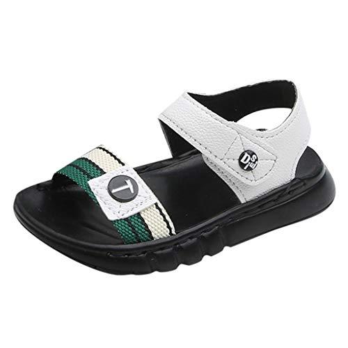Zapatos niños pequeños BBestseller Carta Deslizamiento