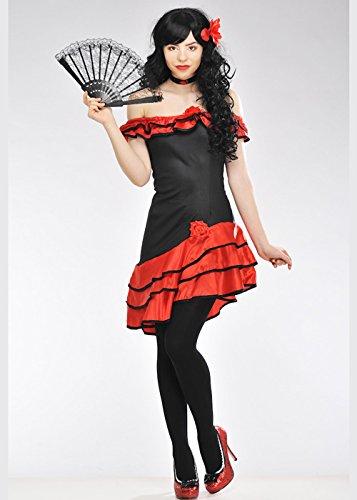 Senorita Sexy Kostüm - Erwachsener Frauen Sexy Spanisch Senorita