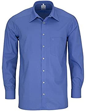 Olymp Tendenz Hemd - blau