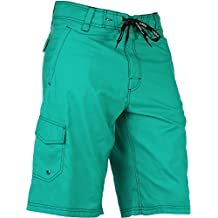 TSHOTSH Men's Plain Swimming Shorts