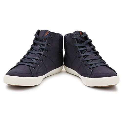 Jack & Jones Fwdunmore Canvas Navy Blazer High-Sneaker Dunkelblau Marine Blazer