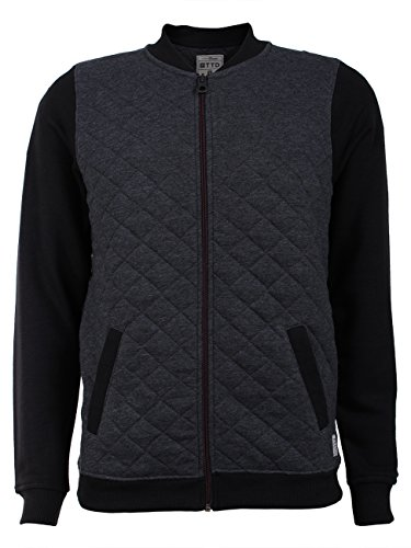 TOM TAILOR Quilted Bomber Sweat Jacke