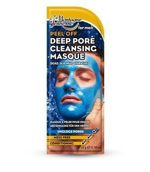 montagne-jeunesse-new-for-men-spearmint-deep-pore-cleansing-peel-off-mask-3-floz-by-unknown