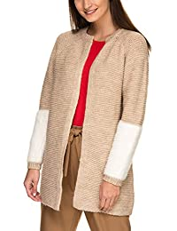 Only Solo Cardigan Largo Beige