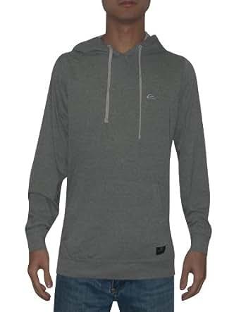 Quiksilver Herren Surf & Skate Leichte Kapuzenpulli Sweatshirt XL Grau