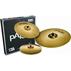 PAISTE 101 UNIVERSAL (14/16/20) Cymbals Cymbal value packs