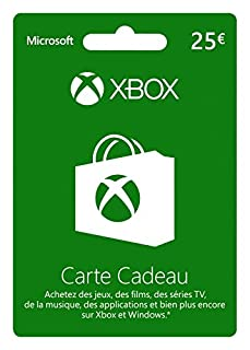Carte Xbox Live de 25 EUR (B00FQ8A52Y) | Amazon price tracker / tracking, Amazon price history charts, Amazon price watches, Amazon price drop alerts