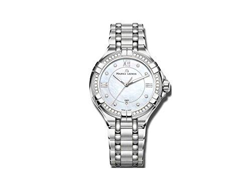 Maurice Lacroix AIKON AI1004-SD502-170-1 Reloj de Pulsera para mujeres Fabricado en Suiza
